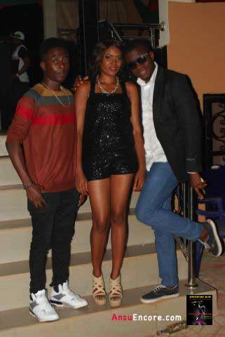 Sommie, Becky & Cartoon Boy